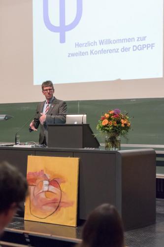 Konferenz der DGPPF 2017 (03 von 67) - Prof. Dr. Michael Jäckel, Präsident der Universität Trier