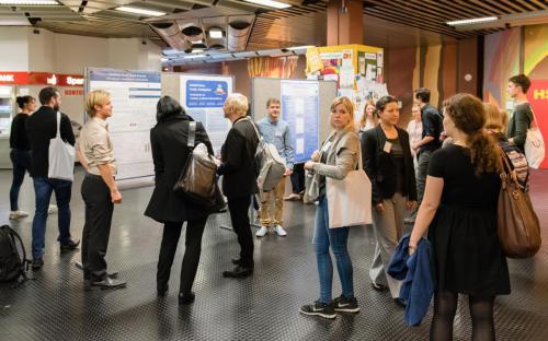 Konferenz der DGPPF 2017 (11 von 67) - Posterpräsentation